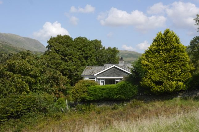 Thumbnail Detached bungalow for sale in Mountain View, Stockghyll Lane, Ambleside