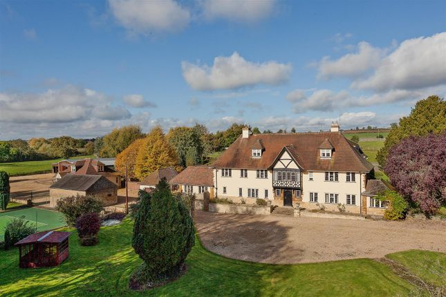 Thumbnail Detached house for sale in Bradden Road, Greens Norton, Towcester