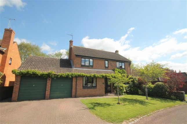 Thumbnail Detached house for sale in Millers Close, Ashleworth, Gloucester