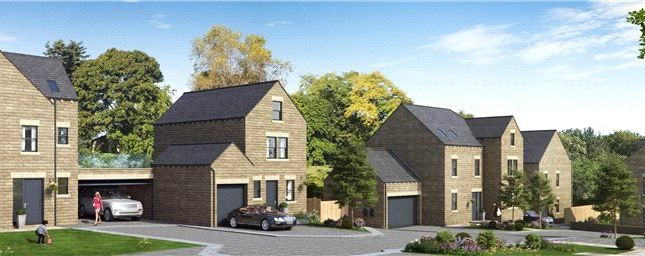 Thumbnail Link-detached house for sale in Plot 2 Bracken Chase, Bracken Chase, Syke Lane, Scarcroft, West Yorkshire