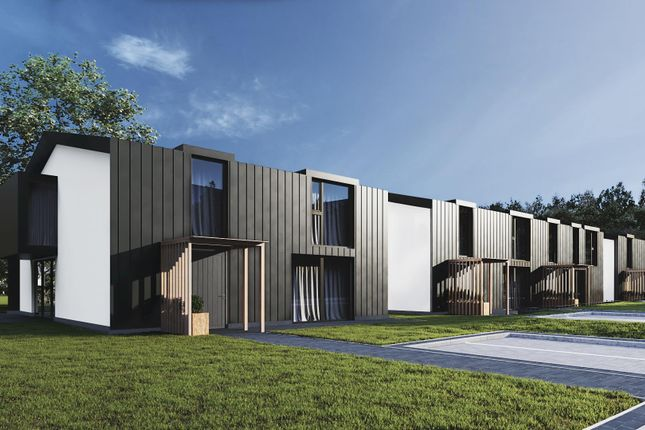 Thumbnail End terrace house for sale in Barn 4, Home Farm Barns, Hampton-In-Arden