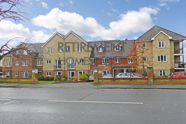 Thumbnail Flat to rent in Nightingale Court, Havant Road, Cosham, Portsmouth