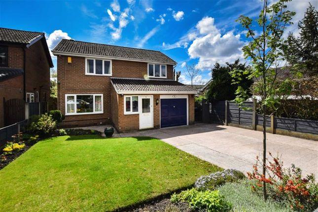 Thumbnail Detached house for sale in Gloucester Close, Ashton-Under-Lyne