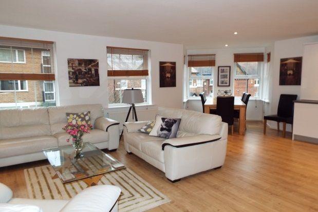 Thumbnail Flat to rent in George Street, Alderley Edge