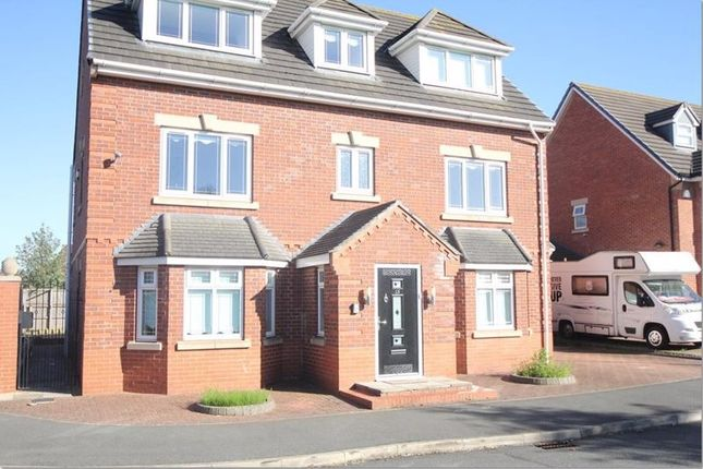 Thumbnail Detached house for sale in Barry Drive, Cressington Heath, Liverpool