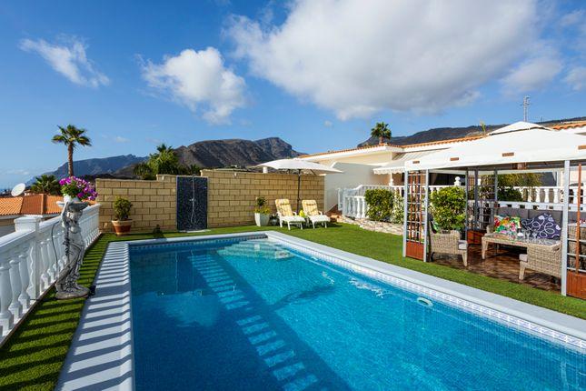 Thumbnail Villa for sale in Avenida San Antonio, Urb. San Francisco, Los Gigantes, Tenerife, Canary Islands, Spain