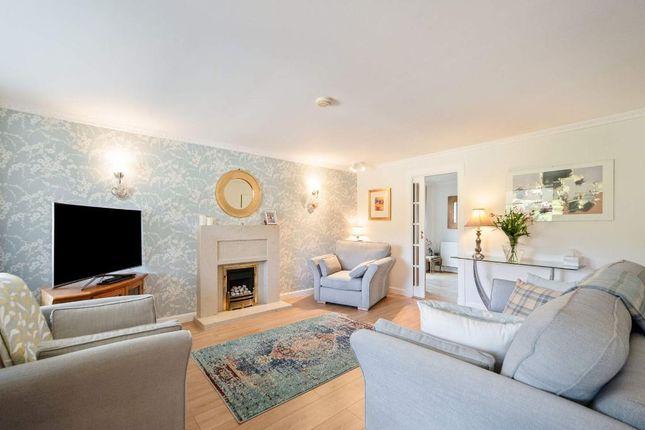 Lounge of David Place, Garrowhill G69