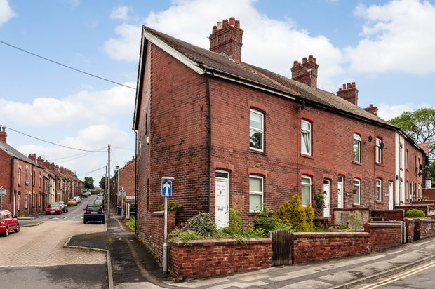 Thumbnail End terrace house for sale in Station Road, Barnsley