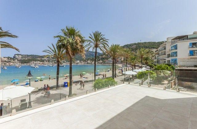 Terrace of Spain, Mallorca, Sóller, Port De Sóller