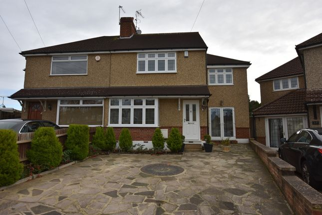 Thumbnail Semi-detached house for sale in Fern Way, Watford