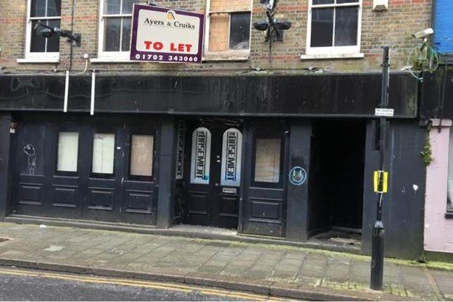 Thumbnail Retail premises to let in Shop, 13-17, Alexandra Street, Southend-On-Sea