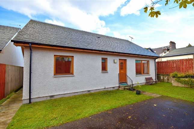 Thumbnail Detached bungalow for sale in King Street, Kingussie
