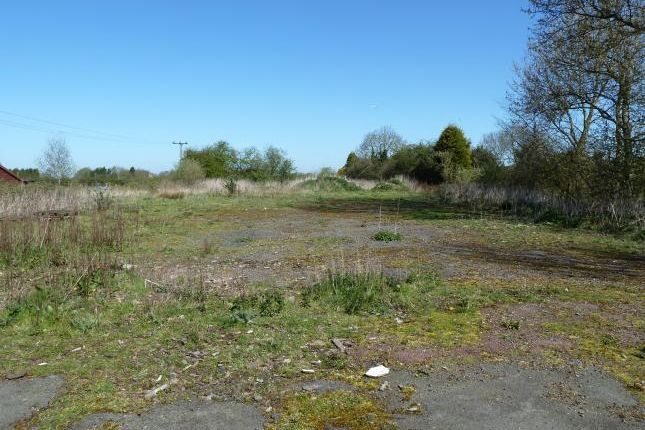 Thumbnail Land for sale in Brick Kiln Lane, Shepshed, Loughborough