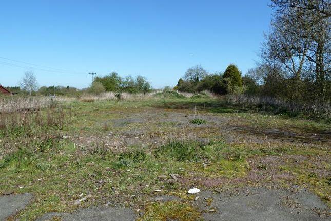 Thumbnail Land for sale in Brick Kiln Lane, Shepshed, Loughborough