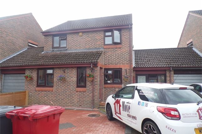 Thumbnail Semi-detached house to rent in Hull Close, Cippenham, Slough