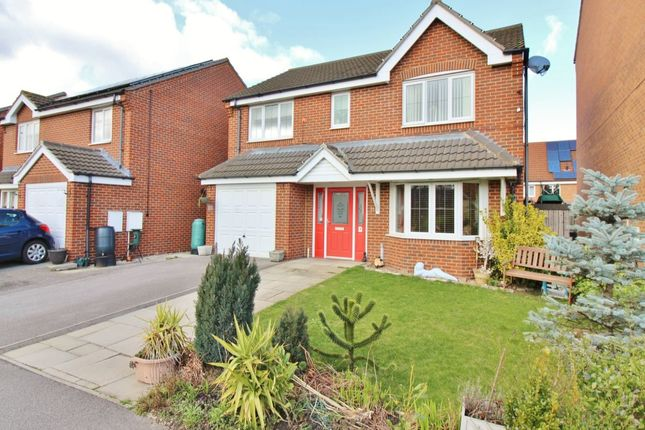 Thumbnail Detached house for sale in Teal Close, Wombwell, Barnsley