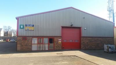 Thumbnail Light industrial to let in 8 Sheiling Court, Oakley Hay Industrial Estate, Corby, Northants