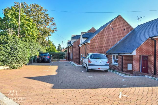 End terrace house for sale in The Chase, Colchester