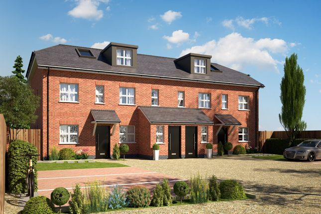 Thumbnail Mews house for sale in The Parade, Oldfields Road, North Cheam, Sutton