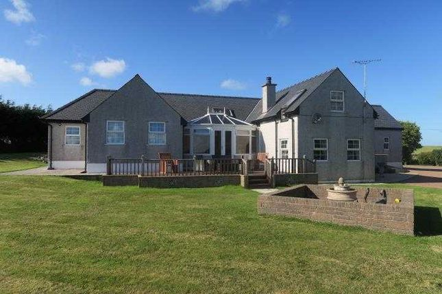 Thumbnail Detached house for sale in Haven Pastures, Cemaes Road, Amlwch