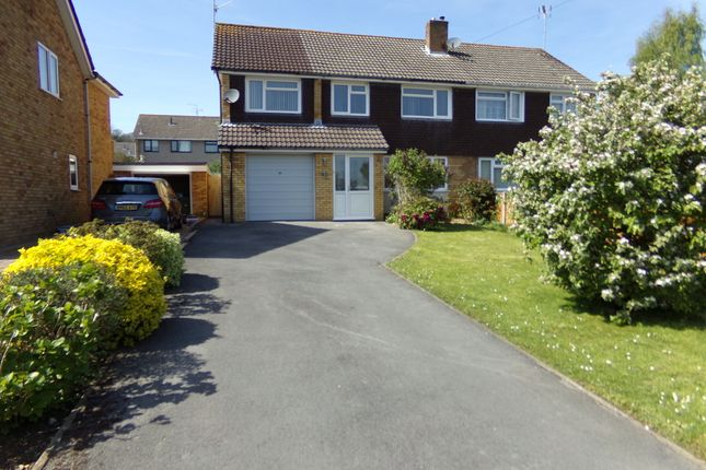 Thumbnail Semi-detached house to rent in Greenfield Park, Portishead