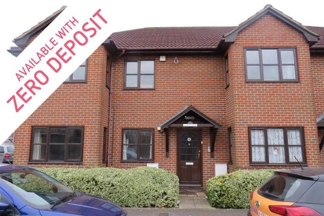 Thumbnail Flat to rent in Grove Road, Shirley, Southampton