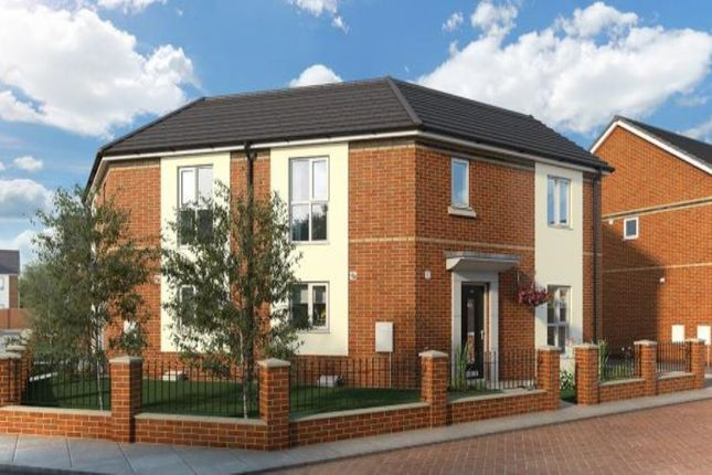 Thumbnail Semi-detached house for sale in Reedmace Road, Anfield, Liverpool