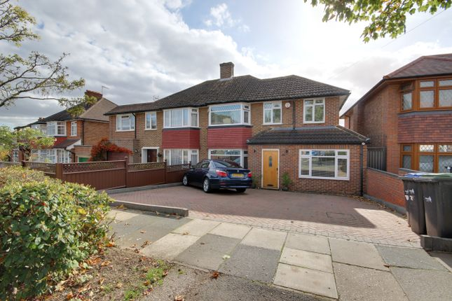 4 bed semi-detached house for sale in Lowther Drive, Enfield