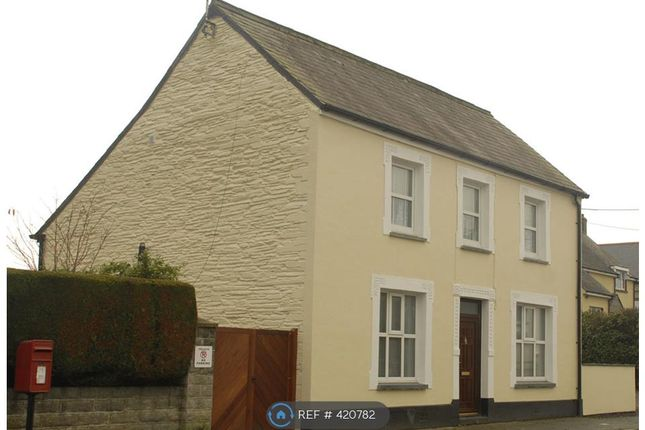 Thumbnail Detached house to rent in Cilgerran, Cardigan