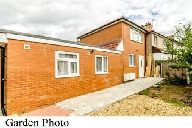 Thumbnail Semi-detached house to rent in Berry Way, Ealing