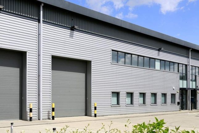 Thumbnail Light industrial to let in Unit 7, Hatch Industrial Park, Basingstoke