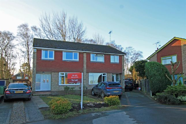 3 bed semi-detached house to rent in Wentworth Crescent, Alwoodley, Leeds