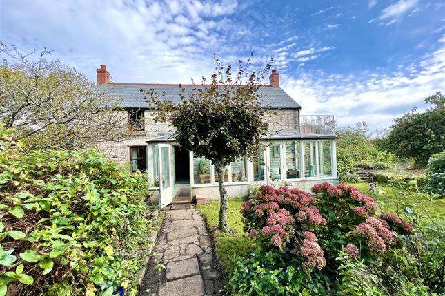 Thumbnail Cottage for sale in Rinsey Lane, Ashton, Helston