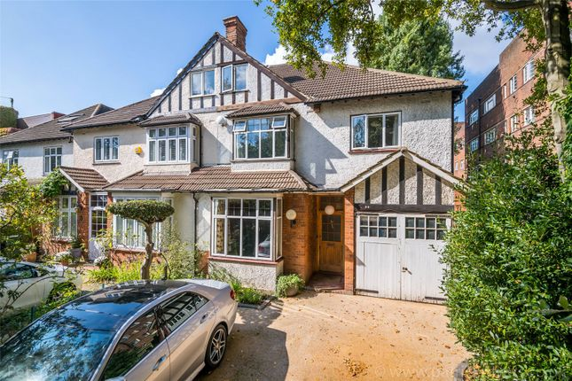 Thumbnail Semi-detached house for sale in Herne Hill, London