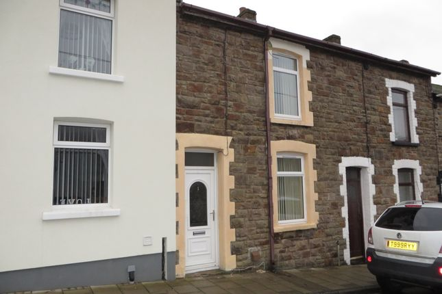 Thumbnail Terraced house to rent in Excelsior Street, Waunllwyd