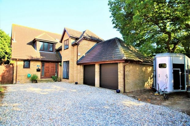 Thumbnail Detached house for sale in Martins Mews, Benfleet, Essex