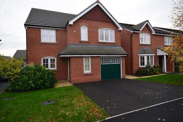 Thumbnail Property to rent in Brereton Road, Farndon, Cheshire