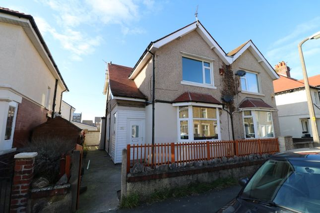 Thumbnail Semi-detached house to rent in Granville Road, Heysham, Morecambe