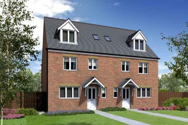Thumbnail Mews house for sale in Beadle Avenue, Wardle, Rochdale
