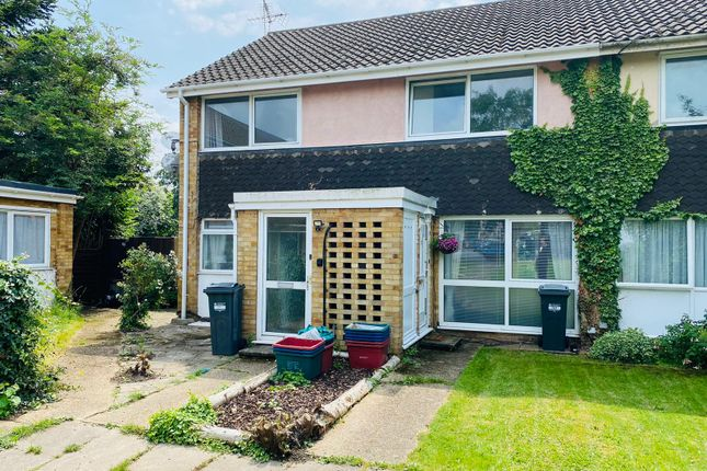 Thumbnail Maisonette for sale in Solway Close, Hounslow, Middlesex