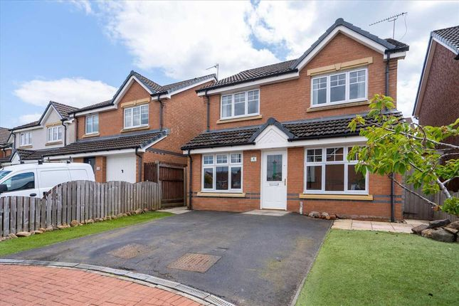 4 bed detached house for sale in Wallace Brae Place, Reddingmuirhead, Falkirk FK2