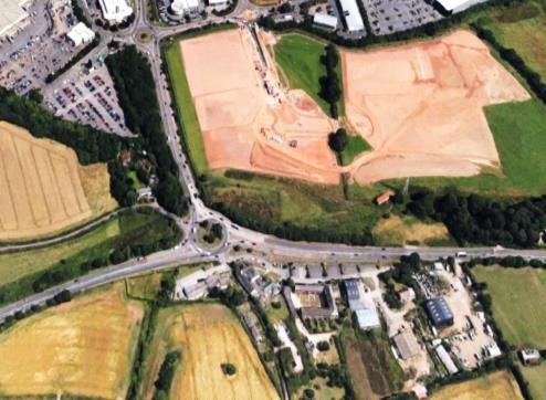 Thumbnail Land for sale in Matford, Exeter