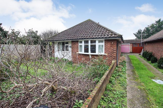 Thumbnail Detached bungalow for sale in Hurstfield Road, West Molesey