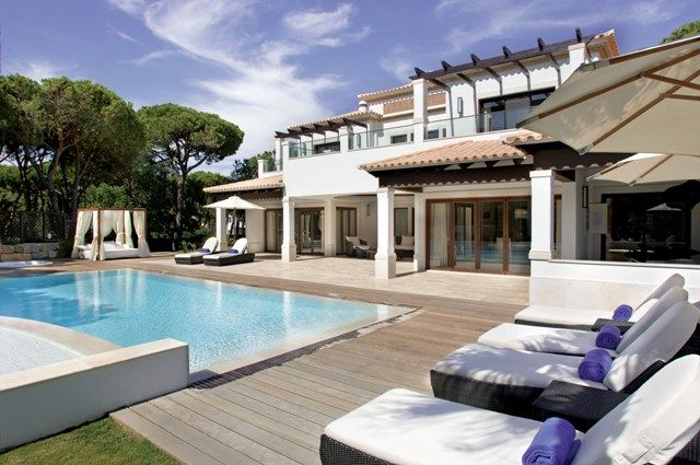 Thumbnail Villa for sale in Pine Cliffs Terraces, Albufeira E Olhos De Água, Albufeira, Central Algarve, Portugal