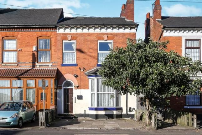 Thumbnail End terrace house for sale in Golden Hillock Road, Small Heath, Birmingham, West Midlands