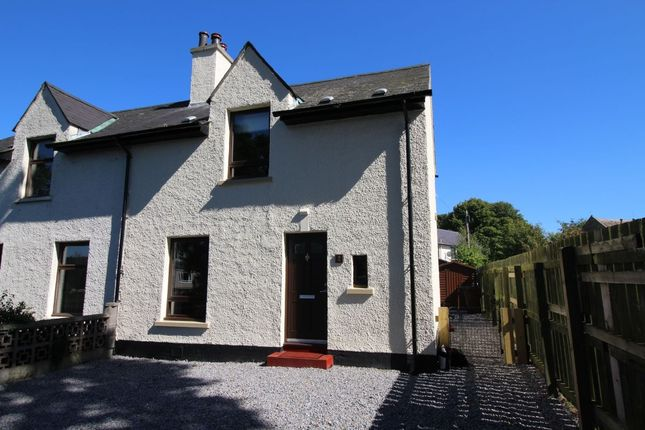 Thumbnail 2 bed semi-detached house to rent in Orchard Park, Beauly