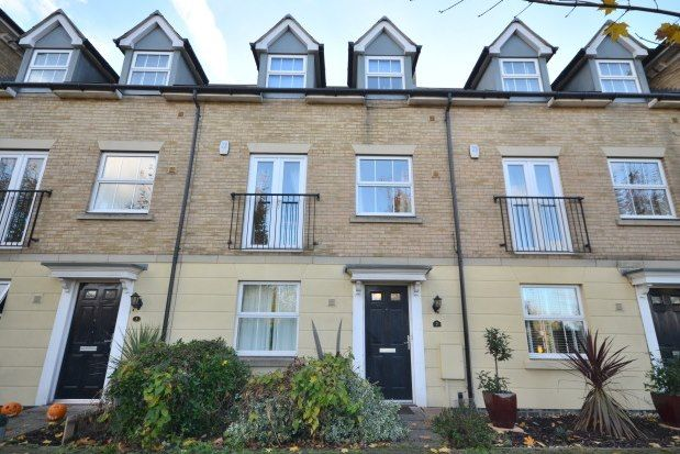 Thumbnail Town house to rent in Rotary Gardens, Gillingham