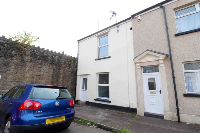 Thumbnail End terrace house to rent in Earl Street, Swansea, West Glamorgan