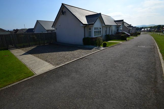 Thumbnail Semi-detached bungalow to rent in Lord Lyell Drive, Kirriemuir, Angus