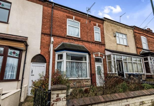 Thumbnail Terraced house for sale in Watt Road, Erdington, Birmingham, West Midlands